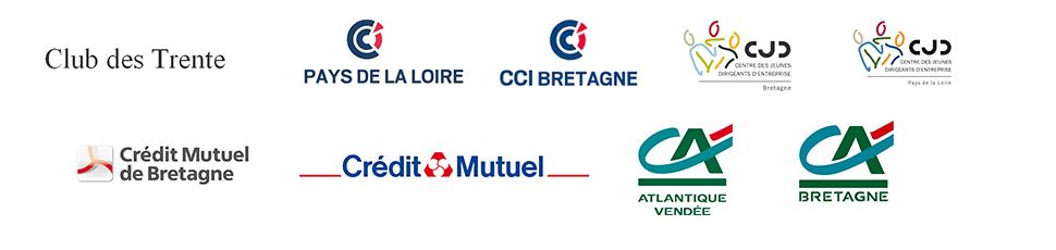 Bannières partenaires Passeport Armorique