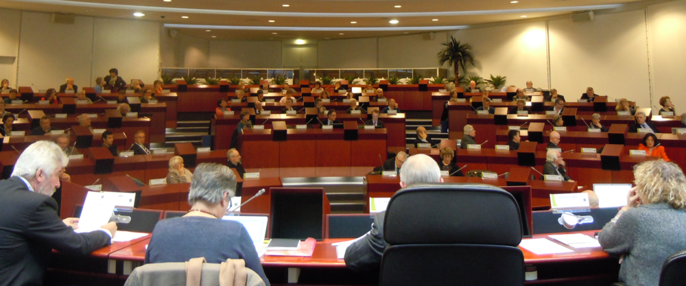 Assemblée du CESER Bretagne