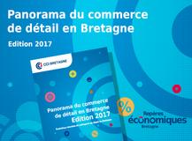 Panorama du commerce de détail en Bretagne 2017